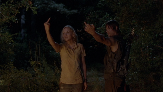 An Open Letter To The Writers of 'The Walking Dead'
