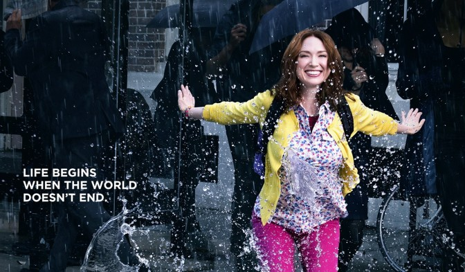 Unbreakable Kimmy Schmidt and TV with a positive message