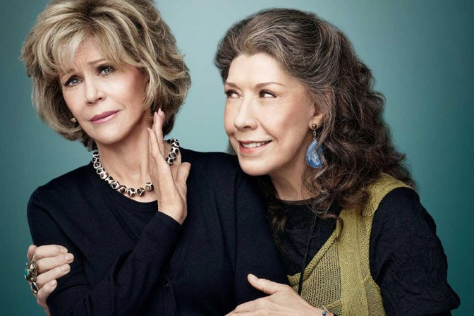 If you haven't watched 'Grace and Frankie' it's time to fix that mistake